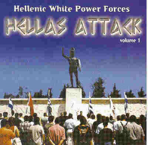 hellas attack white power