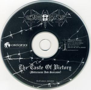 taste of victory cd